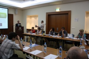 Check Point Software Technologies Moscow Press Conference