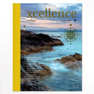 Front cover of xcellence issue number 4